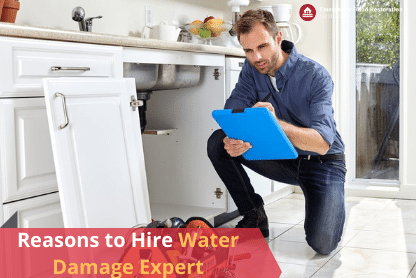 Hire Water Damage Expert